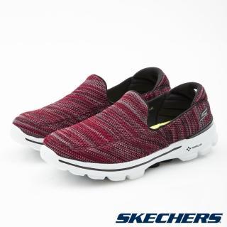 【SKECHERS】男 健走系列 Go Walk 3(54047RDBK)