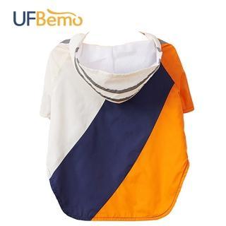 【UFBemo 優范寵物】寵物服裝輕度防水防風服-輕衣時尚