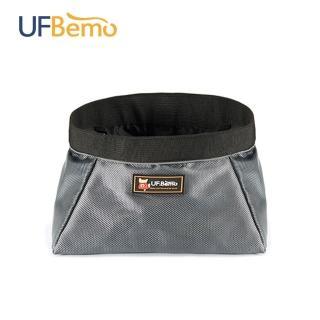 【UFBemo 優范寵物】單件裝可折疊(灰色L碼-2.5L)
