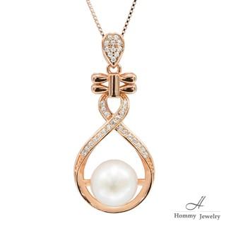 【幸福珠寶】『天籟之音』琵琶造型天然珍珠項鍊