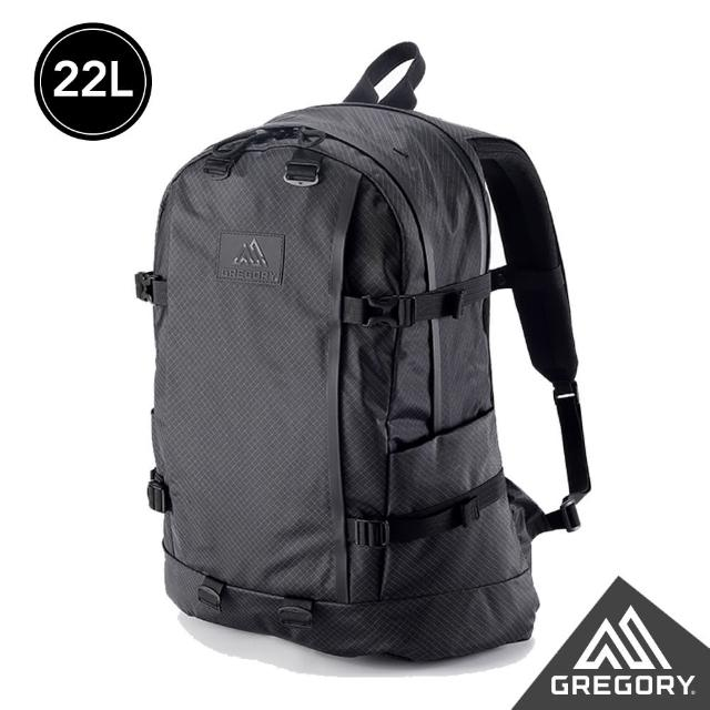 【Gregory】新品│22L MATRIX ALL DAY 後背包(黑)