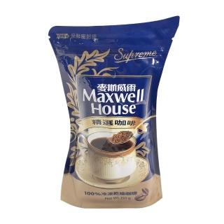 【Maxwell 麥斯威爾】精選咖啡環保包(150g)