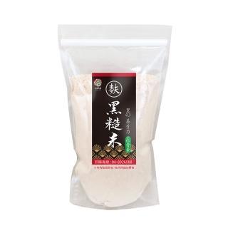 【台灣穀堡】黑糙米麩3件組/每包600g