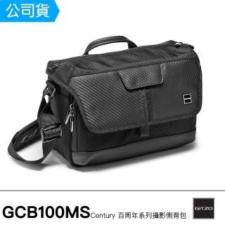 【gitzo 捷信】GCB100MS 百周年系列 輕巧斜肩攝影包(總代理公司貨)