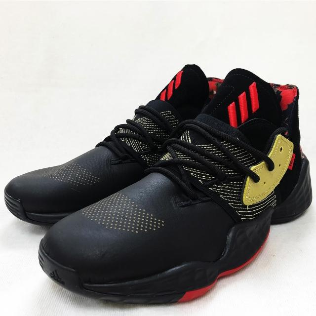 【adidas 愛迪達】Harden Vol. 4 Forbidden City 男款哈登籃球鞋-NO.FW3136