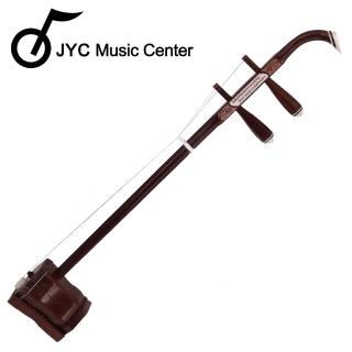 【JYC Music】精選SU-017TB骨雕黑酸枝二胡(附盒/弓/松香/套弦)
