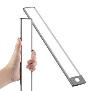 【WEI BO】原廠 磁吸式無線平板自動感應燈 內置54顆LED燈 32.3公分 內置裡聚合物電池免牽線 萬用燈