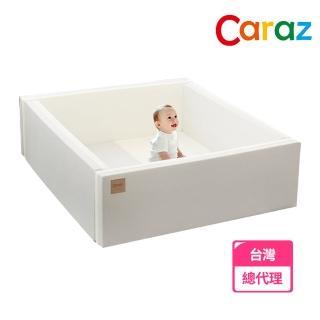 【Caraz】韓國寶寶遊戲城堡圍欄-溫暖灰白Secret Grey/甜心彩虹 Candy Crush-兩款可選