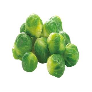 【極鮮配】超新鮮冷凍蔬菜-孢子甘藍(1000G±10%/包)