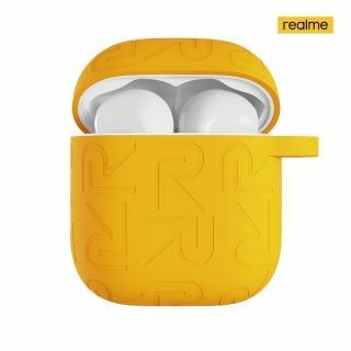【realme】realme Buds Air 保護殼-黃