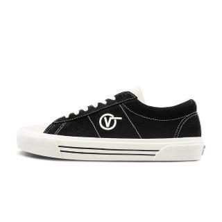 【VANS】SID DX 黑色 麂皮 男女鞋(VN0A4BTXXIA)