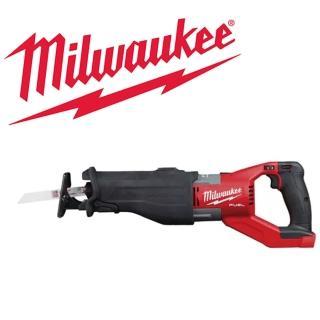 【Milwaukee 美沃奇】18V鋰電無碳刷超級刷軍刀鋸(M18FSX-0)