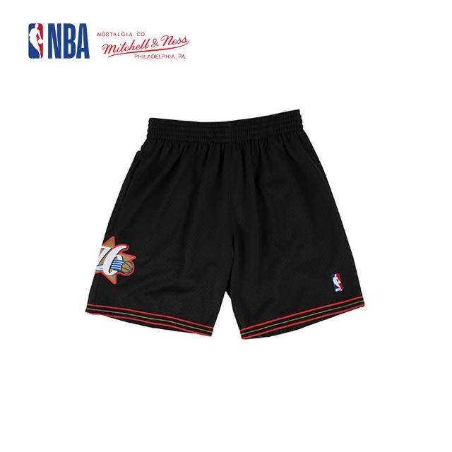 【NBA】M&N Mitchell & Ness 復古球衣 SW 球迷版 球褲 2000-01 76人 客場(MNSWS-G229A)