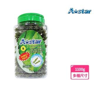 【A STAR】多效螺旋五星棒桶裝1100G(多種尺寸)