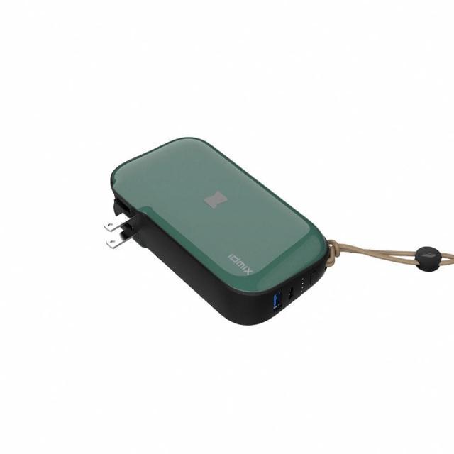 【idmix】MR CHARGER 10000 CH06 無線充電行動電源(多功能無線充電行動電源+旅充)