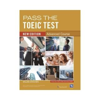 Pass the TOEIC Test Advanced (New Ed) (with Key & audio scripts)