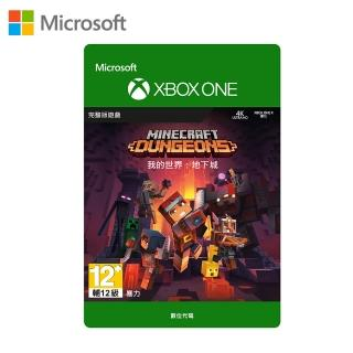 【Microsoft 微軟】我的世界地下城  Xbox One 英文標準版 下載版(購買後無法退換貨)