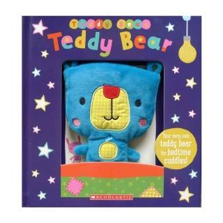 【Scholasticasia】Teddy Bear Teddy Bear (+Toy)