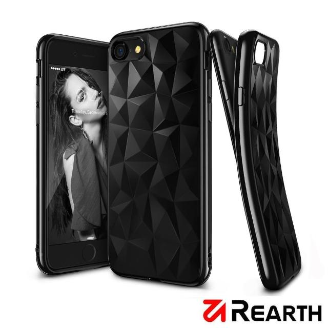 【Rearth】Apple iPhone 7/8/SE2 Air Prism 水晶保護殼(SE二代 適用)
