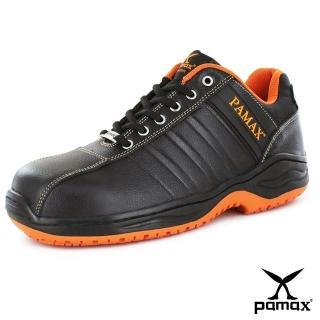 【PAMAX 帕瑪斯】★頂級專利抗菌氣墊、專利止滑安全鞋★休閒型防滑鞋(PA09025FEH /男)