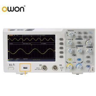 【OWON】SDS系列20MHz 基礎入門示波器 SDS1022(示波器)