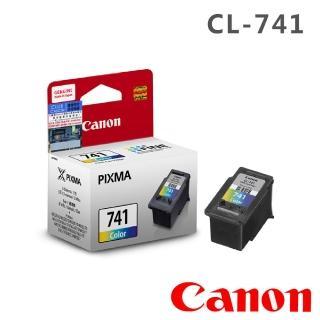 【Canon】CL-741 彩色墨水匣