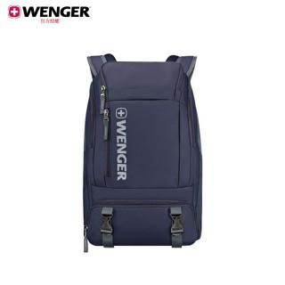【WENGER 威戈】XC Wynd運動後背包 藍色(610170)