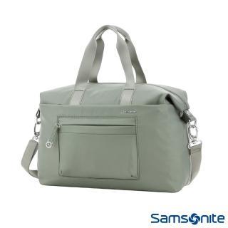 【Samsonite 新秀麗】Move2.0輕量簡約旅行袋(灰綠)