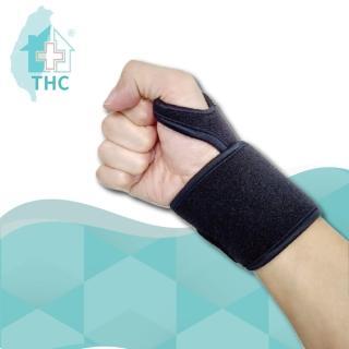 【THC】腕關節保護套(纏繞沾黏)