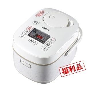 【SAMPO 聲寶】10人份環流球釜電子鍋(KS-PA18Q超值展示品)