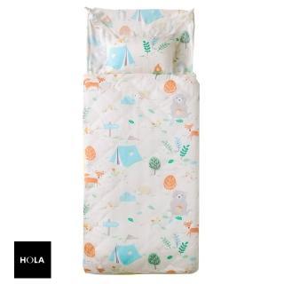 【HOLA】森林遊園天絲防抗菌睡袋