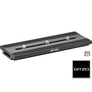 【gitzo 捷信】GS5370LDR D型長版快拆板(公司貨 通用ARCA SWISS雲台 GS5370LD改版)
