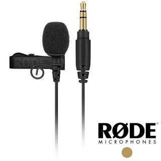 【RODE】羅德 Lavalier GO 領夾式麥克風(公司貨 適用訪問 直播 錄音 RDLAVGO)