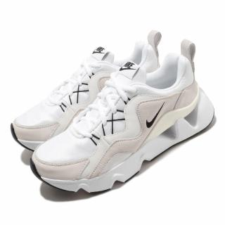 【NIKE 耐吉】休閒鞋 W RYZ 365 孫芸芸 女鞋 厚底 鏤空 老爹鞋 網美穿搭 球鞋 白(BQ4153-100)