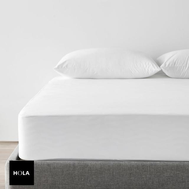 【HOLA】床包式防水防蟎保潔墊