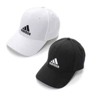 【adidas 愛迪達】B BALLCAP LT EMB 棒球帽 運動帽(FK0898 / FK0899 兩色任選)