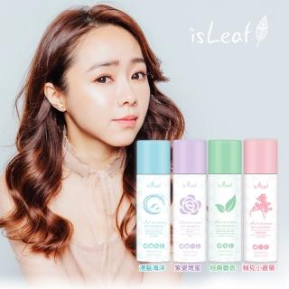 【isLeaf】韓國咖啡因乾洗髮噴霧150mlX4入優惠組(咖啡因+生薑  頭髮造型 強健髮根)