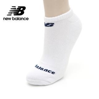 【NEW BALANCE】NB 常年款踝襪_男款/女款_白色_7110400280