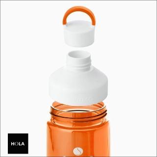 【HOLA】SANTECO Ocean 940ml水瓶-琥珀橙