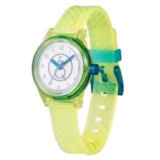 【Q&Q SmileSolar】006 太陽能手錶-mini冰淇淋款萊姆雞尾酒/30mm(星辰 太陽能 光動能手錶)