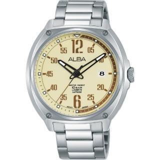 【ALBA】Tokyo Design 潮流個性手錶(VJ42-X287S AS9J63X1)
