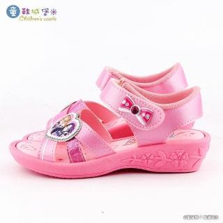 【童鞋城堡】氣質優雅涼鞋 偶像學園(ID4424-粉)