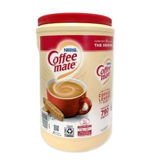 【Nestle 雀巢】雀巢 咖啡伴侶原味罐裝 1.5公斤(咖啡伴侶)