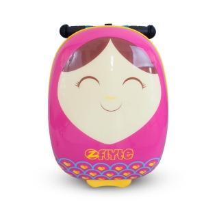 【Zinc Flyte】多功能行李箱滑板車-貝蒂娃娃(有贈品)