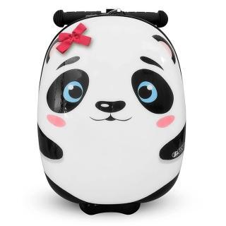 【Zinc Flyte】多功能行李箱滑板車-波莉熊貓(有贈品)