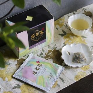 【TALES 神話言】焙茶塢-蒔芳茶-盒裝10入(花茶 花草茶 茶葉 茶包)