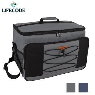 【LIFECODE】大歐風保冰袋-XL號-2色可選(35L)