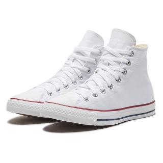 【CONVERSE】CT All Star HI WHT 男女 白 帆布 高筒休閒鞋(M7650C)