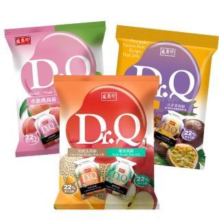 【盛香珍】DR.Q雙味蒟蒻-水蜜桃+白葡萄-420g(約21-22小包)