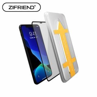 【ZIFRIEND】Easy App 零失敗3D滿版高透光玻璃保護貼 iPhone i7 i8 SE iX i11系列